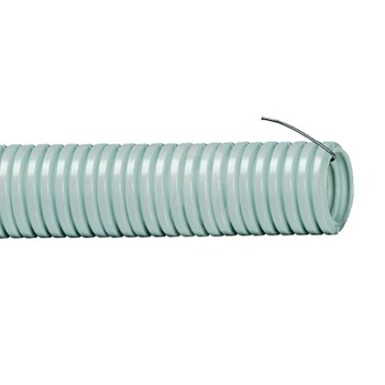 Труба ПВХ гофро с зондом d20мм (100м) Т-Пласт 55.01.002.0002