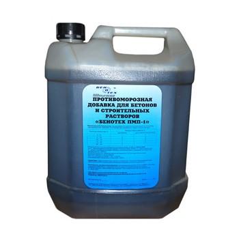 Добавка противоморозная Бенотех ПМП-1, 10 л