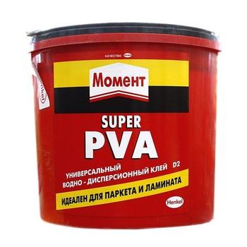 Клей ПВА Момент Супер (Henkel), 3 кг