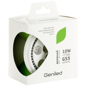 Светодиодная лампа Geniled G53 AR111 10W 4200K