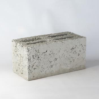 Керамзитоблок М 25-50 390х190х188 мм (ТУ)