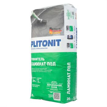 Ровнитель для пола Плитонит Ламинат Пол, 20 кг