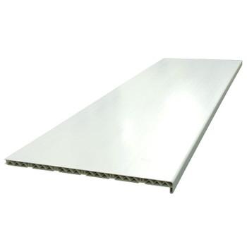 Подоконник ПВХ белый 300х6000мм