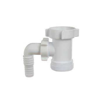 Отвод для стиральной машины 1 1/2 х 1 1/2 А4154, Орио
