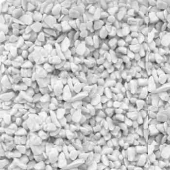 Мраморная крошка 25 кг фр.2-5мм (белая)