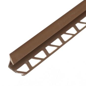 Закладка внутр.Е7 д/кафеля 2,5 м (шоколадная) 018
