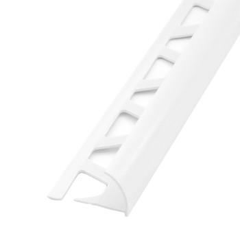 Закладка наруж.Е9-10мм д/кафеля (белая),2,5м