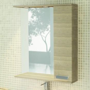 Зеркало-шкаф Марио-75 сосна лоредо