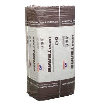 Утеплитель URSA TERRA 1250х600х100 мм 6 штук в упаковке