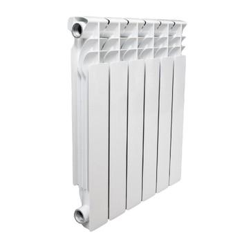 Радиатор алюминиевый Теплоотдача 500 6 секций
