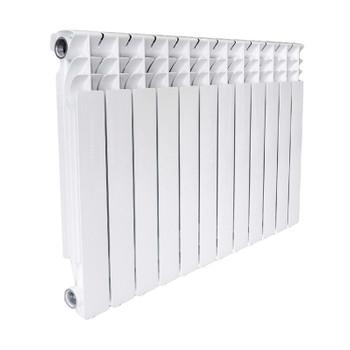 Радиатор алюминиевый Теплоотдача 500 12 секций