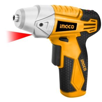 Отвертка аккумуляторная INGCO CS1836