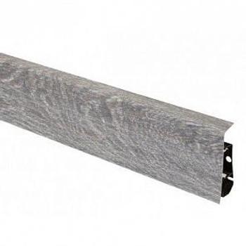 Плинтус Arbiton Indo 23, Дуб Модена, 2500х70х26 мм