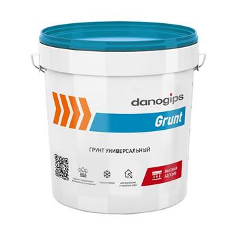 Грунт универсальный Dano Grunt, 10 л