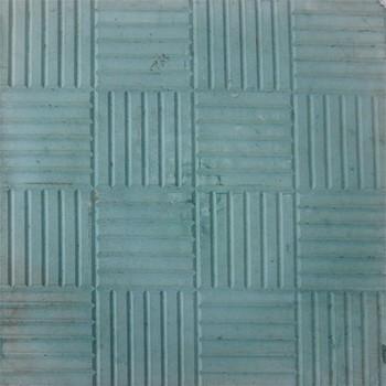 Плитка тротуарная Колодец зеленый(300х300х30)