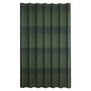 Черепица Ондулин зеленая 1950х960мм