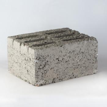 Блок керамзитобетонный стеновой М-50 390х290х188 мм