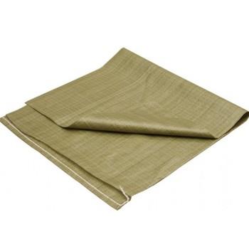 Мешки п/проп. тканые 55х95см для уборки строит. мусора, зеленый
