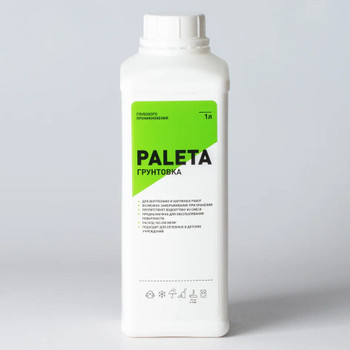Грунтовка Paleta Универсальная, 1 л