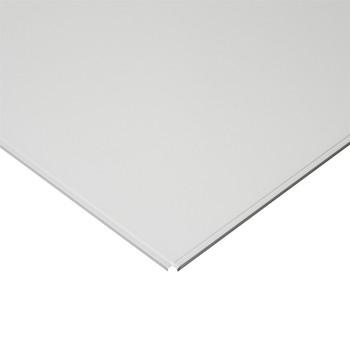 Потолок кассетный Tegular 600х600 мм белый матовый