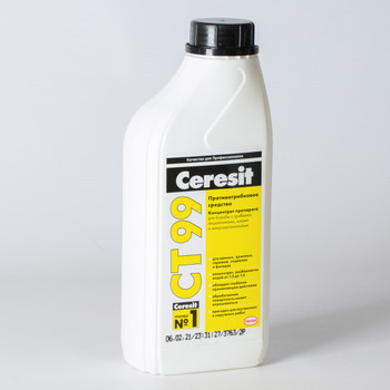 Противогрибковое средство Ceresit CТ99, 1кг