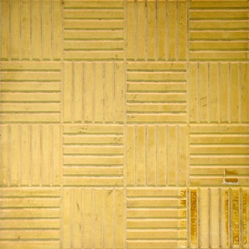 Плитка тротуарная Шахматы ЭКО-плит 300*300*30, желтый