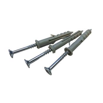 Дюбель-гвоздь 6х40 мм Omax (с усом)