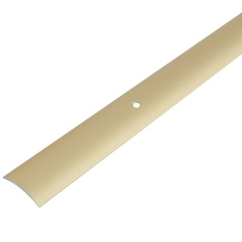 Порожек ПС04.2 (31,2х5) скр. крепеж ПС04-2, 1350.02, золото