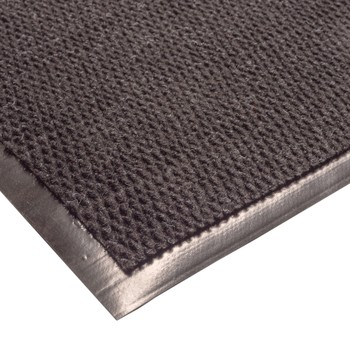 Коврик грязезащитный Трафик, черный, 80х120 см.