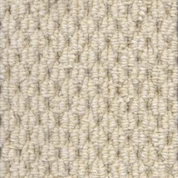 Покрытие ковровое Фламандия *107, бежево-белый, 4,0 м, Матрица, 03244
