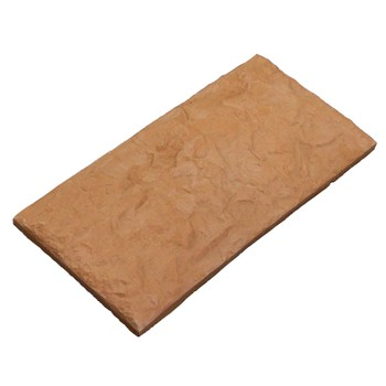 Камень декоративный Рваный Камень Макси разноцвет 123х263 мм (0,6 м.кв. в упак.)