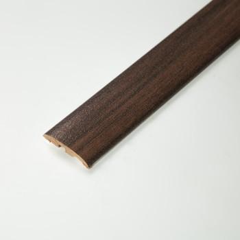 Порожки ламинированные Bonkeel 90 см, 537127, Ногал африканский, силиконовый клеевой край, 41,5х7 мм