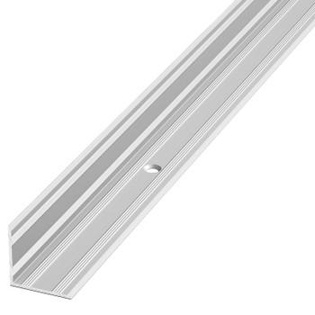 Профиль угловой ПУ 05-1.1800.01л, серебро анод