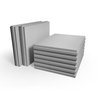 Пазогребневая плита Кнауф 667х500х80 мм, полнотелая