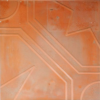 Плитка тротуарная Ажурная кирпичная(300х300х30)