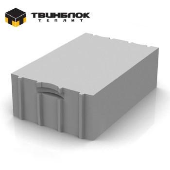 Блок газобетонный Твинблок D500 625x250x400 мм