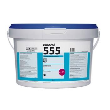 Клей Forbo 555, 22 кг, морозостойкий для паркета, акриловый с искуственными смолами