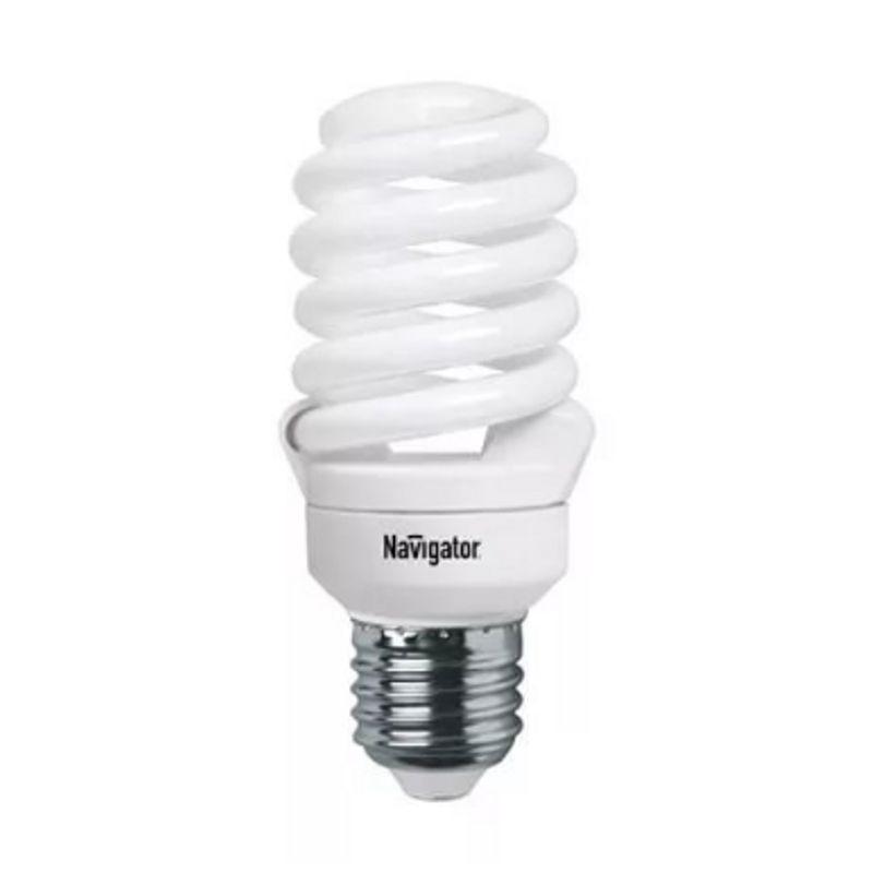 Купить со скидкой Лампа люминесцентная компакт. SPC 45Вт E27 4000К Т3 ЭКОНОМКА LKsmT3SPC45wE2742eco