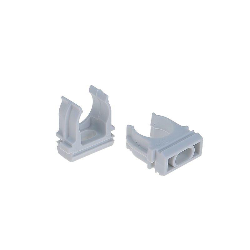 Крепеж-клипса 16мм (10шт) TDM<br>Размер: 16 мм; Количество в упаковке: 10 шт;