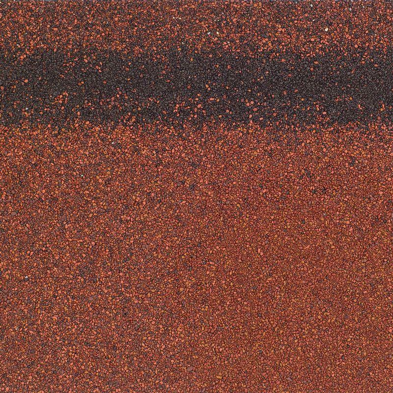Черепица коньково-карнизная ТехноНиколь SHINGLAS Огайо<br>Коллекция: Кантри; Цвет производителя: Огайо; Полезная площадь упаковки: 5 м?; Рабочая длина карнизного свеса: 20 п.м.; Рабочая длина конька: 12 п.м.; Размер одного гонта: 1000х250 мм; Толщина: 3,4 мм; Вес упаковки: 25 кг; Количество гонтов в упаковке: 18 шт; Размер упаковки: 250х1000х68 мм; Бренд: Shinglas; Производитель: Технониколь; Цвет: Красный;