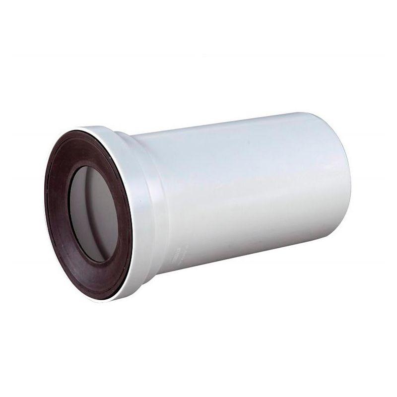 Труба фановая прямая 110 Орио<br>Тип канализации: Внутренняя; Диаметр: 110 мм; Длина: 217 мм; Толщина стенки: 2,7 мм; Материал: Полипропилен; Максимальная температура рабочей среды: + 95 °C; Дополнительно: Резиновая манжета; Бренд: Орио; Страна производитель: Россия; Модель: С - 490;