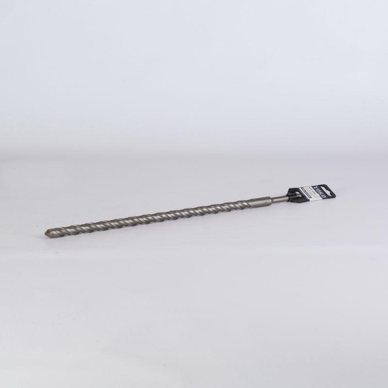 Бур SDS+ 18х400/460мм Yoko<br>Бренд: Yoko; Модель: Sds+ 18х400/460; Код производителя: 109353; Тип: Шнековый; Тип хвостика: SDS-plus; Тип спирали: Одинарный; Область применения: Бетон, кирпич; Общая длина: 460 мм; Рабочая длина: 400 мм; Диаметр: 18 мм; Количество в упаковке: 1 шт; Размеры: 18х460 мм; Родина бренда: Россия; Страна производитель: Китай; Вес: 0,410 кг;