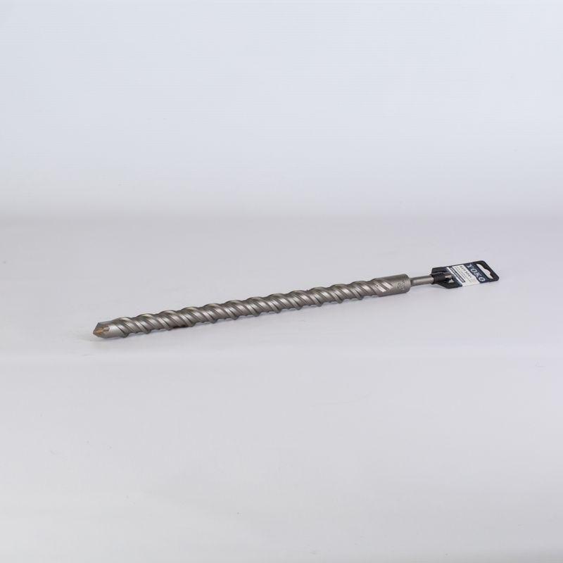 Бур SDS+ 26х400/460мм Yoko<br>Бренд: Yoko; Модель: Sds+ 26х400/460; Код производителя: 109358; Тип: Шнековый; Тип хвостика: SDS-plus; Тип спирали: Одинарный; Область применения: Бетон, кирпич; Общая длина: 460 мм; Рабочая длина: 400 мм; Диаметр: 26 мм; Количество в упаковке: 1 шт; Размеры: 26х460 мм; Родина бренда: Россия; Страна производитель: Китай; Вес: 0,813 кг;