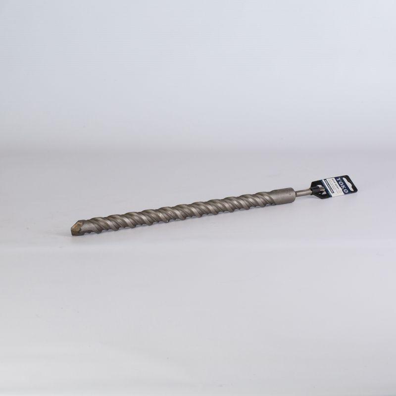 Бур SDS+ 30х400/460мм Yoko<br>Бренд: Yoko; Модель: Sds+ 30х400/460; Код производителя: 109360; Тип: Шнековый; Тип хвостика: SDS-plus; Тип спирали: Одинарный; Область применения: Бетон, кирпич; Общая длина: 460 мм; Рабочая длина: 400 мм; Диаметр: 30 мм; Количество в упаковке: 1 шт; Размеры: 30х460 мм; Родина бренда: Россия; Страна производитель: Китай; Вес: 0,938 кг;