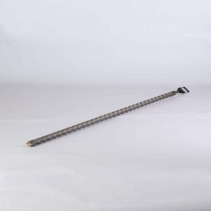Бур SDS+ 25х940/1000мм Yoko<br>Бренд: Yoko; Модель: Sds+ 25х940/1000; Код производителя: 109389; Тип: Шнековый; Тип хвостика: SDS-plus; Тип спирали: Одинарный; Область применения: Бетон, кирпич; Общая длина: 1000 мм; Рабочая длина: 940 мм; Диаметр: 25 мм; Количество в упаковке: 1 шт; Размеры: 25 х 1000 мм; Родина бренда: Россия; Страна производитель: Китай; Вес: 1,718 кг;