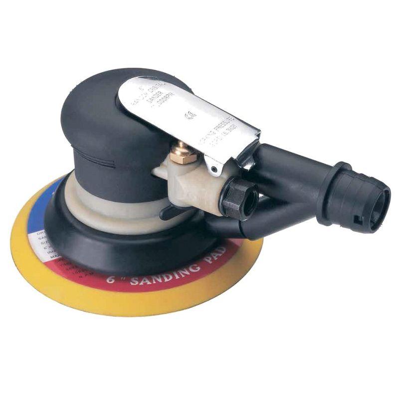 Пневмошлифмашина орбитальная SL150CV с пылеотводом с набором