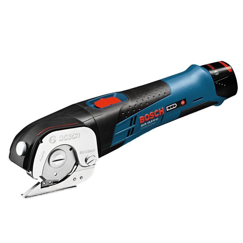 Аккумуляторные универсальные ножницы GUS 10,8 V-LI