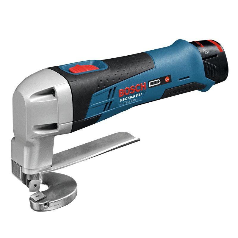 Аккумуляторные ножницы по листовому металлу GSC 10,8 V-LI