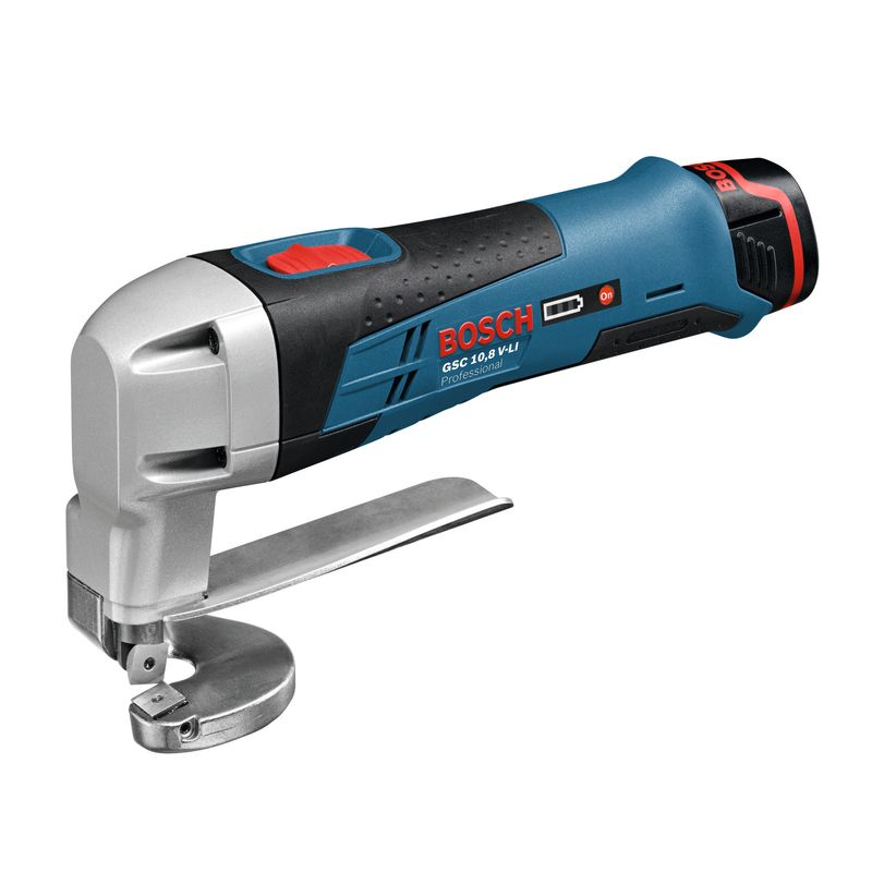 Аккумуляторные ножницы по листовому металлу GSC 12V-13