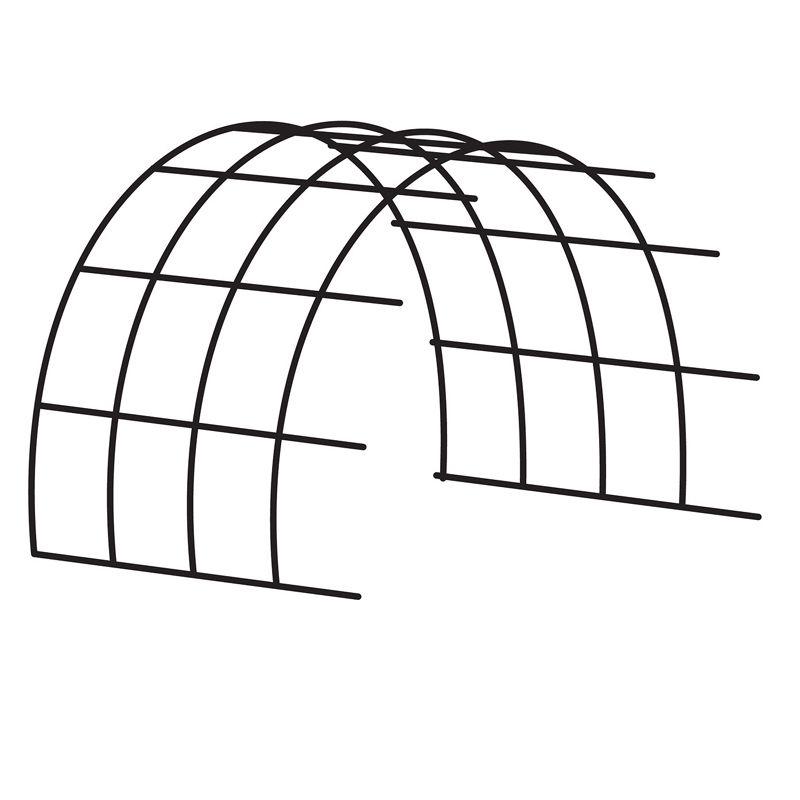 Дополнительная секция для теплицы Дачная-Стрелка 2м ВоляДополнительная секция с для теплицы Дачная-2ДУМ Воля<br><br>Дополнительная двухметровая секция для теплицы<br><br>НАЗНАЧЕНИЕ:<br><br>· Увеличение теплиц в длину на 2 метра<br>· Взращивание садово-огородных культур на дачах и садах<br>· Создание благоприятного микроклимата для растений<br>· Для скорости ветра не более 20 м/с<br><br>ПРЕИМУЩЕСТВА:<br><br>· Каркас прочный, устойчив к коррозии – из оцинкован<br>· Простота установки - без фундамента, прямо на грунт<br>· Крепеж для крепления поликарбоната в комплекте<br>· Не требуется убирать на зиму покрытие. Выдерживает снеговую нагрузку <br>150 кг/м2<br>· Легкость транспортировки. На легковом автомобиле,<br> самая длинная пачка в сложенном виде 1,7 м<br><br>РЕКОМЕНДАЦИИ:<br><br>· Переда началом эксплуатации,<br> конструкция должна быть собрана и установлена согласно инструкции<br>· В зимнее время, если вы оставляете без присмотра,<br> необходимо оценить возможность нагрузки.<br> И при необходимости укрепить дополнительными усилителями дуг или подпор<br>ками.<br>· Будьте осторожнее с деталями во время сборки.<br> До момента окончательной установки детали не имеют достаточной прочност<br>и.<br>· Соединяйте отверстия в сложных местах гвоздем <br>4мм или бородком с конусным концом.<br>· Соединяйте каркас по всем предусмотренным отверстиям для сборки.<br> Упрощенная сборка служит основанием для снятия с гарантии.<br>· Остерегайтесь порезов. Детали имеют острые углы. Используйте перчатки.<br>· Поликарбонат следует устанавливать наружу защитным слоем.<br> Обычно сторона с защитным слоем заклеена транспортировочной пленкой с н<br>адписями. Отметьте сторону с защитным слоем до снятия пленки.<br> После снятия, стороны визуально не отличаются.<br>· Резку поликарбоната лучше делать электролобзиком или ножовкой с мелким<br> зубом.<br>· Раскрой листа производить только после всей наметки<br>· Перед установкой листа,<br> заклейте торцы скотчем от попадания пыли и насекомых<br>· Ч